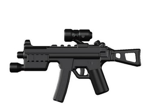 MP10サブマシンガン