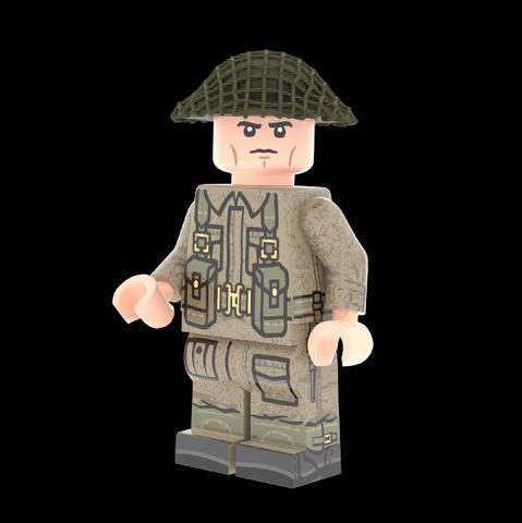 D-Day ブリティッシュ インファントリー