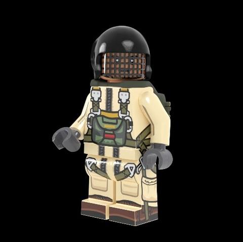 アメリカ軍 スモークジャンパー