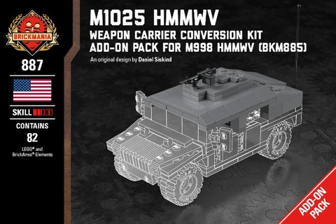 M998 HMMWV  ハンヴィー用 Add-on-Pack