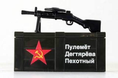 DP28軽機関銃ケアパッケージ