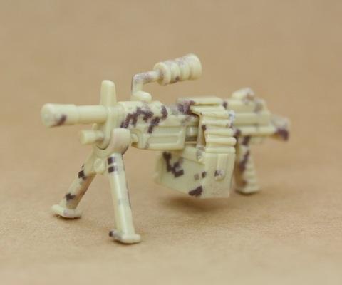 M249PARA:デザートカモフラージュ