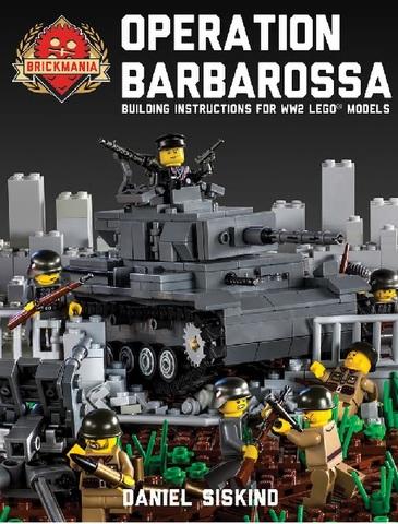 Operation Barbarossa- Building instruciton book
