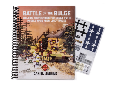 Battle of the Bulge- Building instruciton book