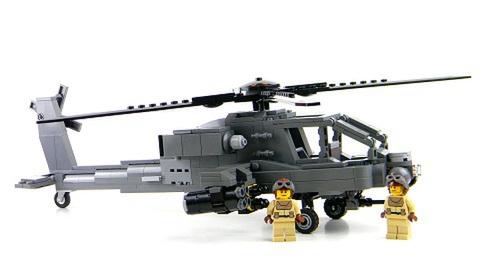 AH-64 アパッチ攻撃ヘリ