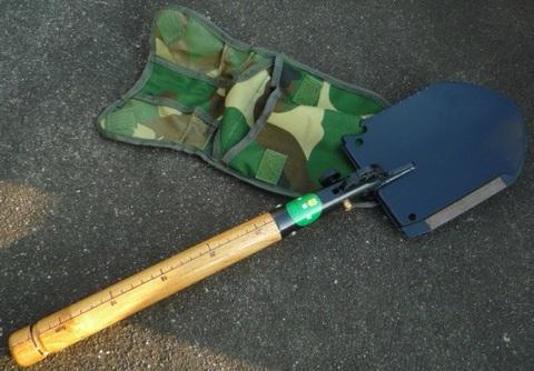 中国軍用多目的シャベルWJQ-308