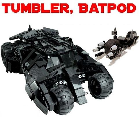 バットマン・タンブラー