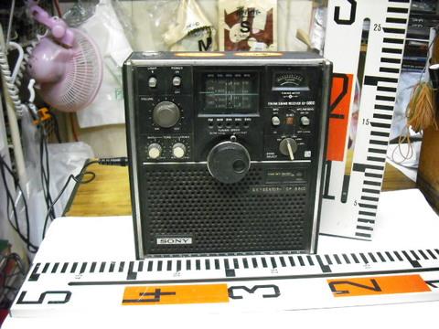 ソニー スカイセンサーICF-5800