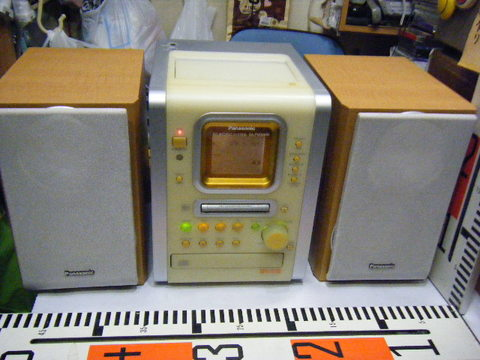 Panasonic SA-PM35MD