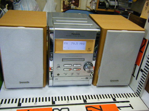 Panasonic SA-PM300MD