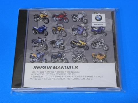 【BMW純正】リペア・マニュアル CD-ROM