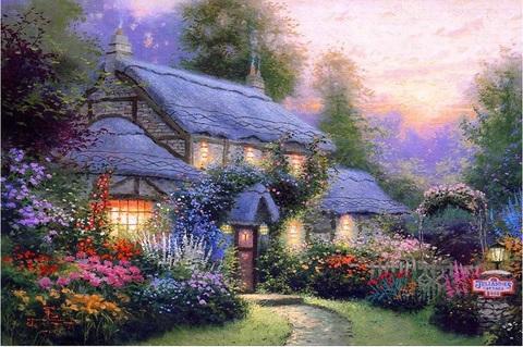 【4-11】A3 花やしき 美しき庭園