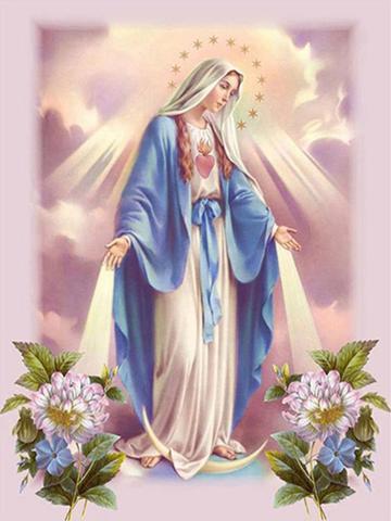 【5-6】A2聖母マリア