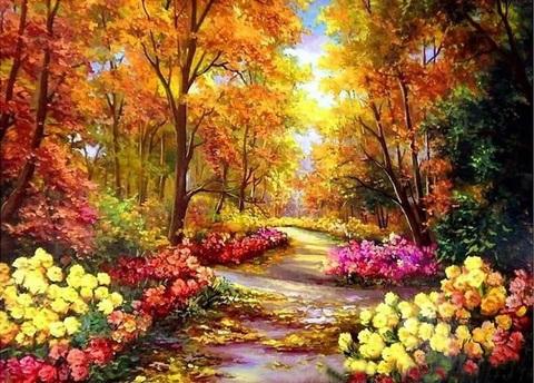 【4‐10】A3 秋の風景