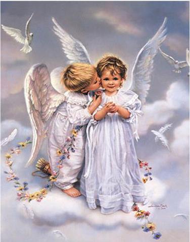【d1087】小さな天使たち