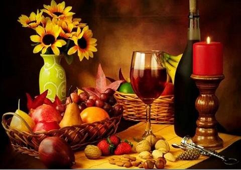 【7-11】A3square ワインとフルーツ