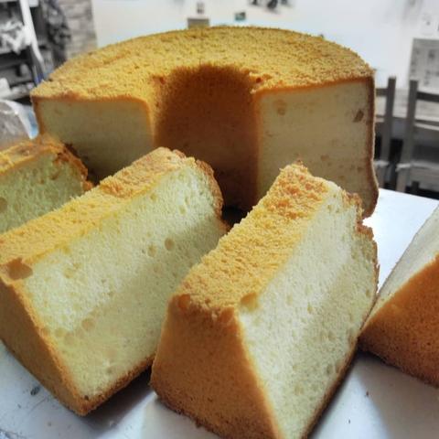シフォンケーキ[クリームチーズ 1/8カット]