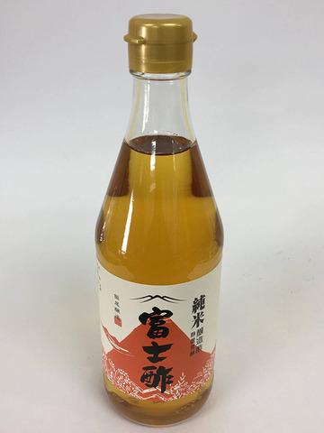純米酢「富士酢」360cc