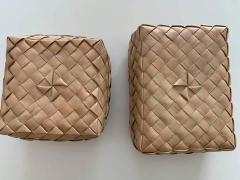 カゴボックス(カンボジア産)ギフト専用