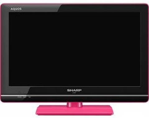SHARP 19インチ液晶テレビ LC-19K7ピンク