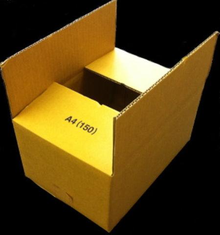 宅配80サイズ シングルダンボール I-A4(150) 10枚パック