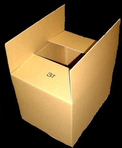 【法人・店舗向商品】引越用シングルダンボール(大)160サイズ 5枚パック