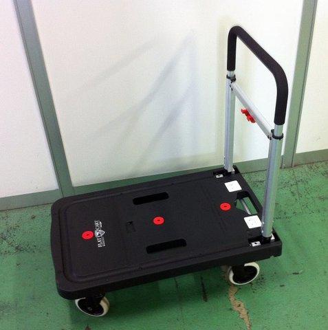 省スペース台車「フラットカート」【送料無料】