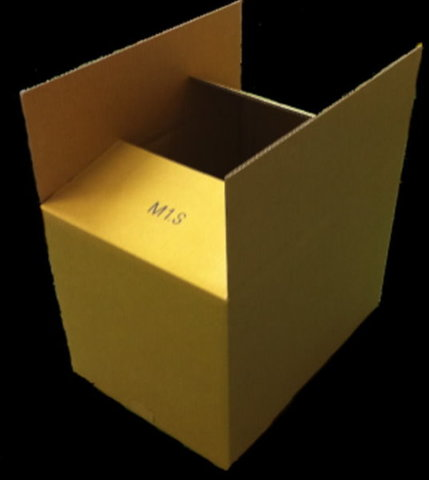 【法人・店舗向商品】宅配140サイズ シングルダンボール I-M1S