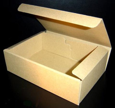 ギフト箱「お好みBOX」(クラフト)NO4 10枚パック