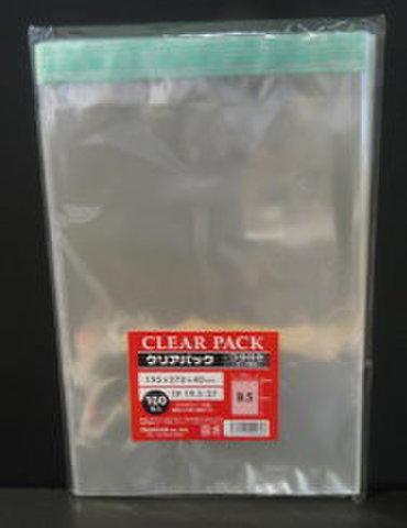 ワンタッチOPP封筒TP19.5-27 B5サイズ 100枚パック【送料無料】