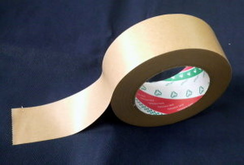 国内メーカークラフトテープ50mm×50m 10本パック