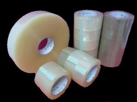 輸入軽量OPPテープ キングテープTS4850 10巻パック