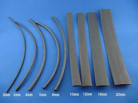 熱収縮チューブ9種類 お試しセット