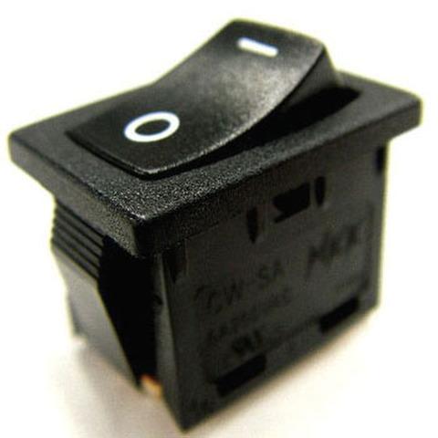 角型ロッカースイッチ非照光式(日本開閉器)