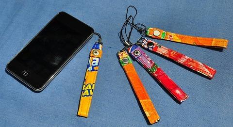 J026 携帯ストラップ