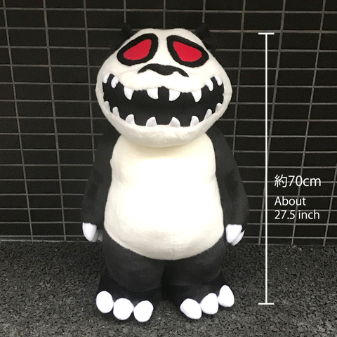 【一点物】GIANT MAD PANDA PLUSH DOLL