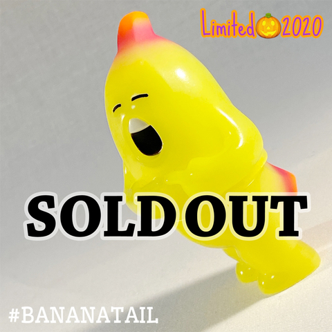 "【Halloween Limited 2020】BANANA TAIL from SHYBOYS ""Ver. 2020 Halloween"""