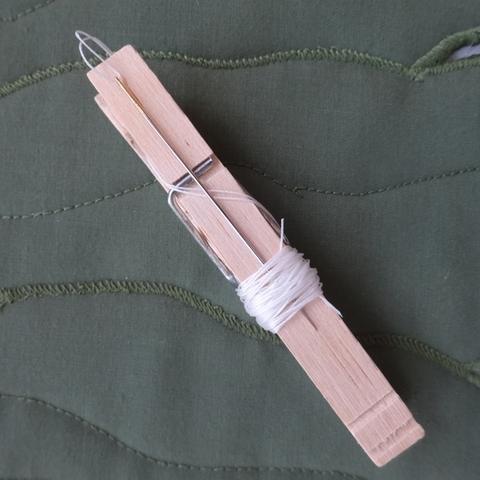 針・ナイロン糸セット