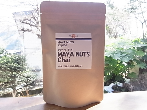 マヤナッツチャイ 100g