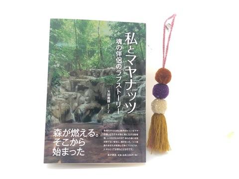 「私とマヤナッツ 魂の伴侶のラブストーリー」出版記念セットC
