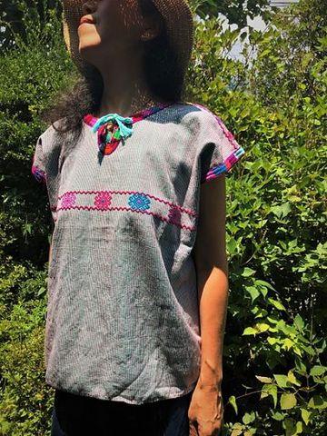 マヤンブラス 手織りマグダレナ村