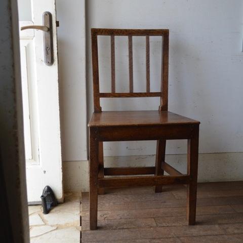 ウェールズの食堂椅子B
