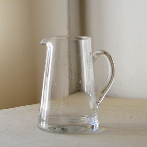 吹きガラスのウォータージャグ(M)
