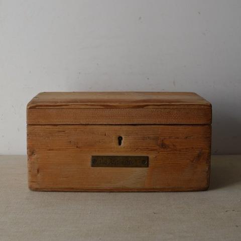 オールドパイン ボックス