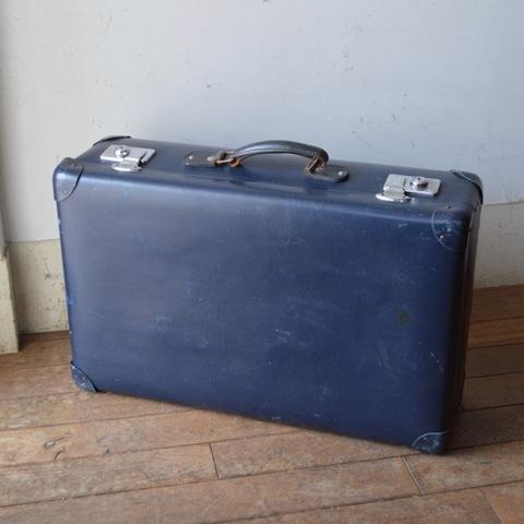 グローブトロッター スーツケース ネイビー 60cm