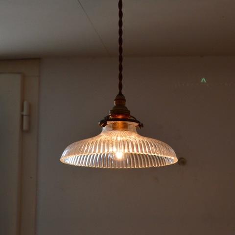 ホロフェン ガラスランプシェード
