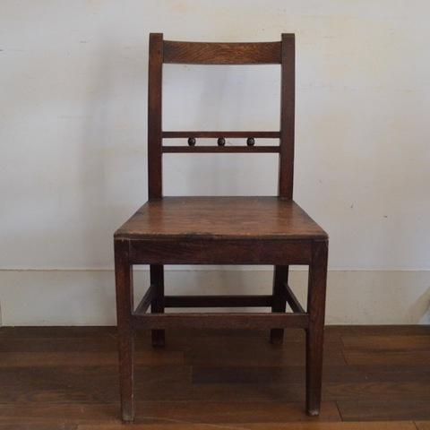 イーストアングリアの田舎の椅子