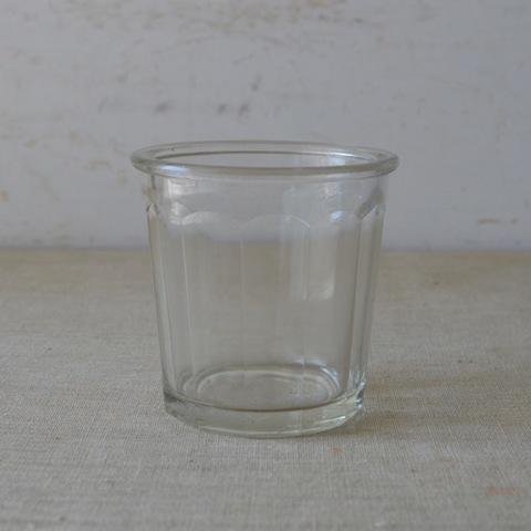 フランスのガラスのジャムジャー500