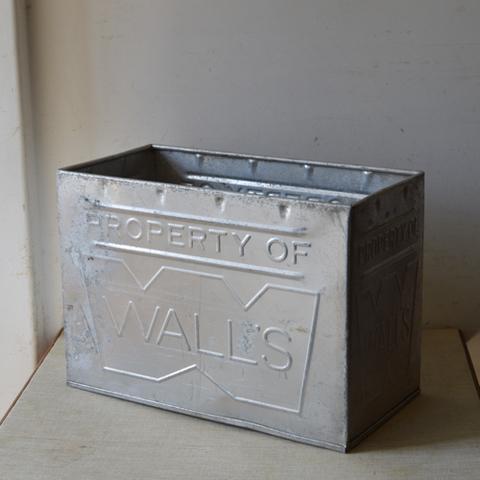 「WALL'S」社アイスクリームボックス