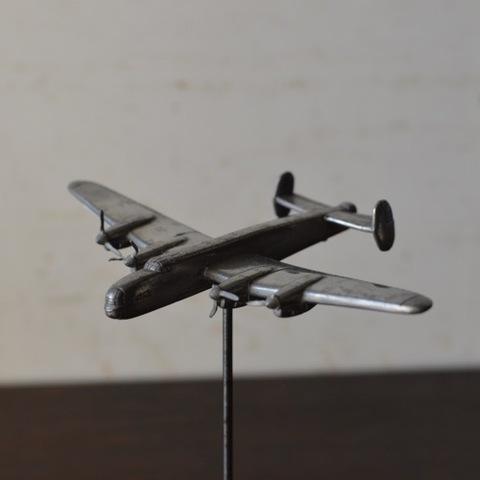 英空軍「ランカスター」アルミダイキャストモデル